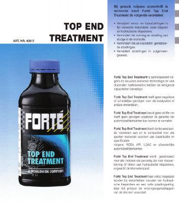 Forte seal conditioner